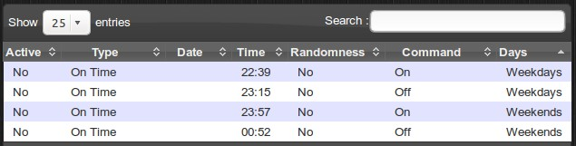 Conditional Timers in Domoticz