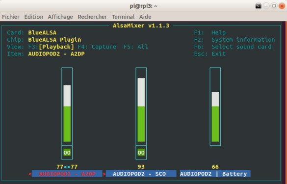 Baby Bluetooth Steps on Raspberry Pi 3 - Raspbian (Stretch)