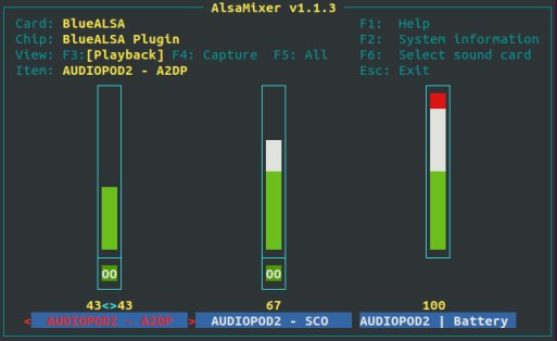 Music on Console, ALSA, and Bluetooth on Raspbian Stretch