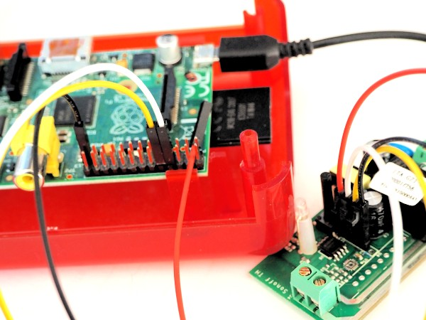 Flashing a Sonoff with a Raspberry Pi