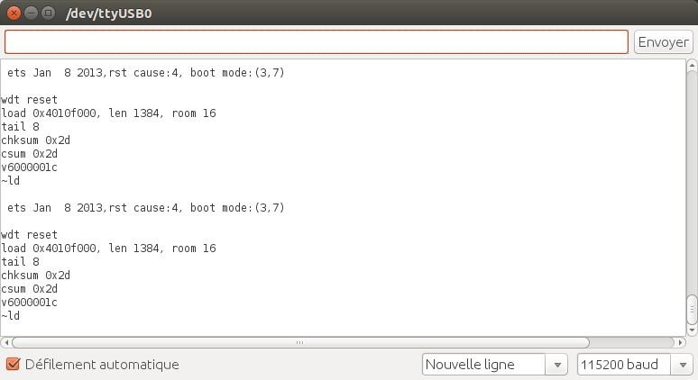 ESP8266 Watchdogs in Arduino