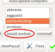 Installing Free Pascal and Lazarus with fpcupdeluxe on Ubuntu 18 04